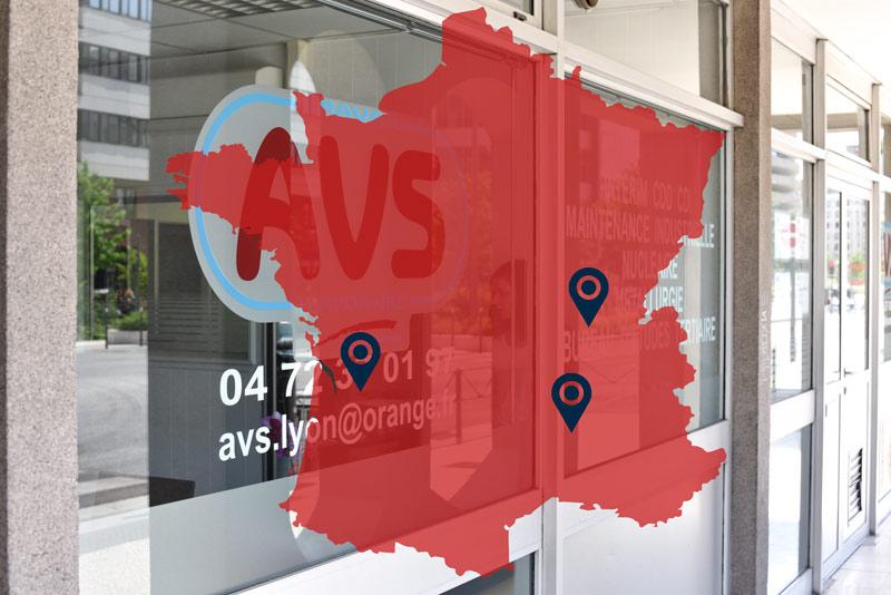 Rencontrez-nous dans l'une de nos 3 agences d'emploi