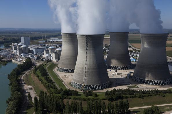 EDF Centrale du Bugey